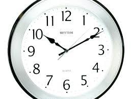 target digital wall clock kitchen clocks