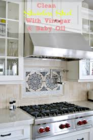 How To Clean Stainless Steal How To Clean Stainless Steel My Uncommon Slice Of Suburbia