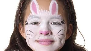 Small Picture Surprising Bunny Face Paint 28 mosatt