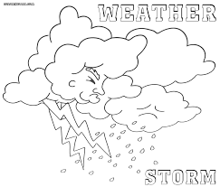Small Picture Weather coloring pages Coloring pages to download and print