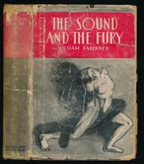 sound fury by william faulkner first edition abebooks the sound and the fury faulkner william