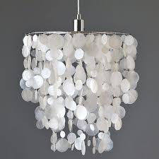 capiz pendant flower light australia