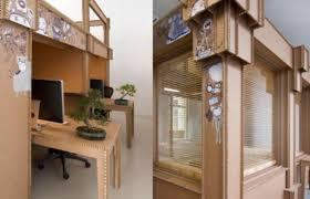 cheap office ideas. made of cardboard cheap modern office design ideas
