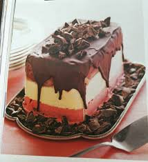 Rambling As Usual Elegant Birthday Desserts