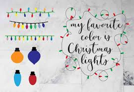60+ vectors, stock photos & psd files. 5 Free Christmas Lights Svg Templates Domestic Heights