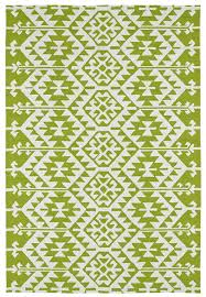 area rugs lime green ivory indoor outdoor area rug