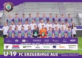 FC Erzgebirge Aue e.V.: U19