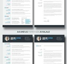 Creative Resume Templates For Microsoft Word Free Download Simple