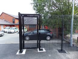 Pedestrian Gate   Hi-Tec Controls