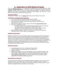 Amusing Resume Graduate School Admission With Additional Graduate