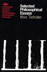 selected philosophical essays by max scheler 2911377
