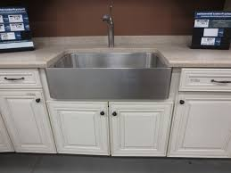 kohler stainless steel farm sink