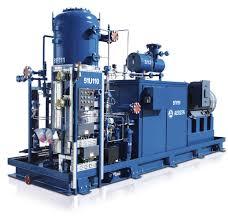 compresor refrigeracion. grupo compresor de aire / tornillo para tecnología refrigeración con inyección aceite - vmy refrigeracion l