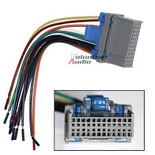 factory radio car stereo cd player Scosche Wiring Diagram Gm Scosche Gm2000sw Wiring Diagrams