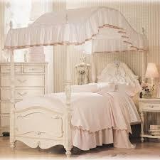 half canopy bed american girl