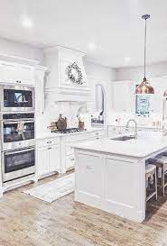 Most Popular White Kitchen Designs Of May 2019 Page 19 Of 21 Lady Ideas White Kitchen Design Kitchen Design White Kitchen