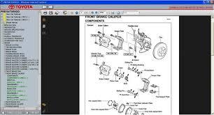 TOYOTA PREVIA / TARAGO 2000 - 2006 SERVICE & REPAIR INFORMATION MANUAL