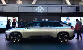 Faraday Design Faraday Future Founder Files For Bankruptcy But Tesla Rival