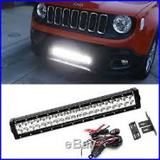 20 120w led light bar behind grille mounts wiring for 2015 up 20 120w led light bar behind grille mounts wiring for 2015 up jeep