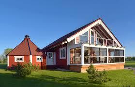 Ferienhäuser Aus Holz Große Hochwertige Exklusive Auswahl Butenas