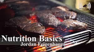 Nutrition Basics With Jordan Feigenbaum Starting Strength