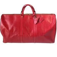 louis vuitton designer bag keepall weekend bag