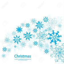 Christmas Snowflakes Pictures Vector Christmas Snowflakes Background