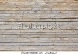 Horizontal Wooden Gray Boards Empty Background Stock Photo 789386872