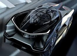 Faraday Future unveils insane 1000 horsepower electric car at CES