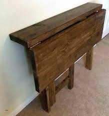 wall mounted folding bench table dining designs awesome workbench brackets