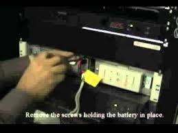 what is the battery replacement procedure for a smart ups what is the battery replacement procedure for a smart ups rackmount model