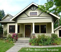 A Craftsman Bungalow In Oregon