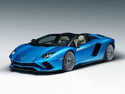 Devastate Your Hairdo In Lamborghini\u0027s New $460K Aventador S Roadster