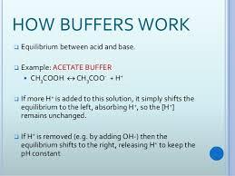 Ph And Buffer