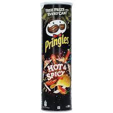 Pringles Hot & Spicy 200g | Online kaufen im World of Sweets Shop