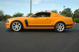 Saleen Parnelli Jones Mustang