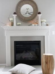 Mantle Without Fireplace Brick Fireplace Without Mantle Home Design Ideas