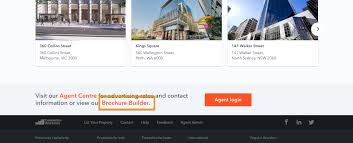 Commercial Real Estate Brochure Builder Domain Group