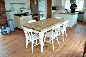 white farm table. Farmhouse Dining Table Set Farm Style Kitchen Delightful Reclaimed Pallet Wood . White