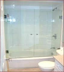 bathtub enclosures frameless bath doors bathtub home depot inside door ideas bathtub doors frameless vs framed