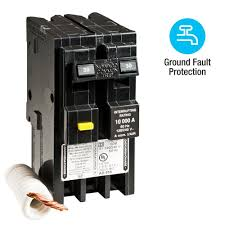 square d homeline 30 amp 2 pole gfci circuit breaker hom230gfi the square d homeline 30 amp 2 pole gfci circuit breaker