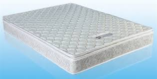 pillow mattress topper. palermo double luxury latex pillow top topper spring mattress