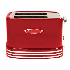 Retro Toasters nostalgia retro 2slice red toasterrtos200 the home depot 1595 by uwakikaiketsu.us
