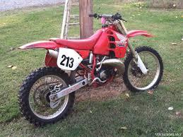 1984 Honda Cr125 Specs