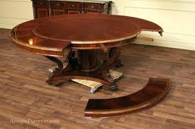marvelous round table with leaf extension dining room round table with leaf extension style trends also