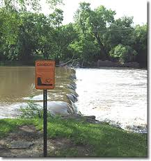 What is a low head dam. Low Head Dam Danger In South Dakota