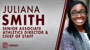 Raiders Name Smith Chief of Staff - Colgate University Athletics