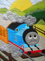 thomas the train quilt pattern | Thread: Thomas the Train | Quilts ... & thomas the train quilt pattern | Thread: Thomas the Train Adamdwight.com