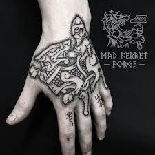 Cafa7753 фотографии славянские и скандинавские татуировки эскизы