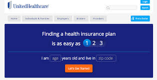 uhc health insurance quotes 44billionlater